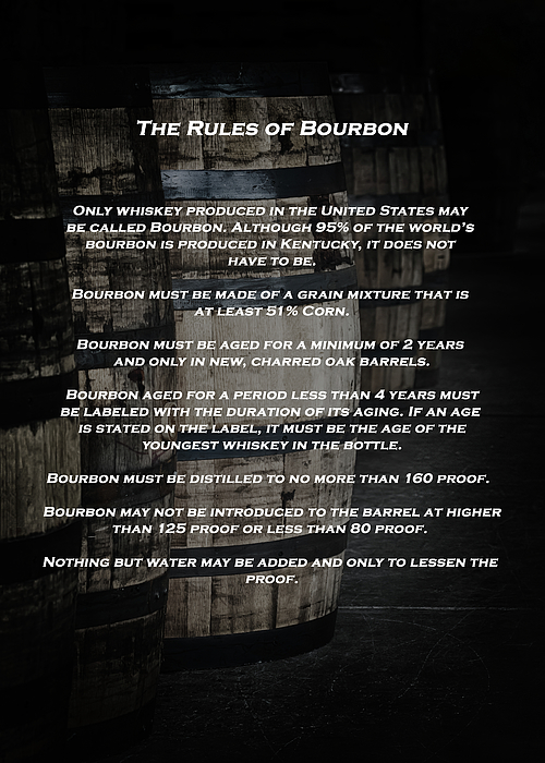 The Rules of Bourbon by Susan Rissi Tregoning