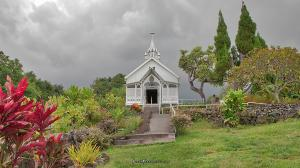 The Painted Churches of the Big Island