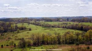 Top of the Trace - The Natchez Trace Parkway from Tennessee through Alabama